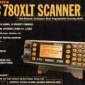 Uniden UBC780XLT